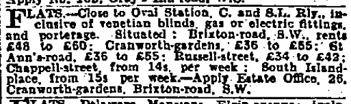 Daily Express, Tue 16 Aug 1904 Page 2-3